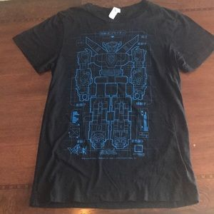 Voltron shirt size small